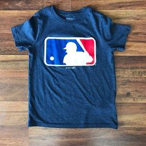 MLB® Logo-Graphic Baseball Shirt